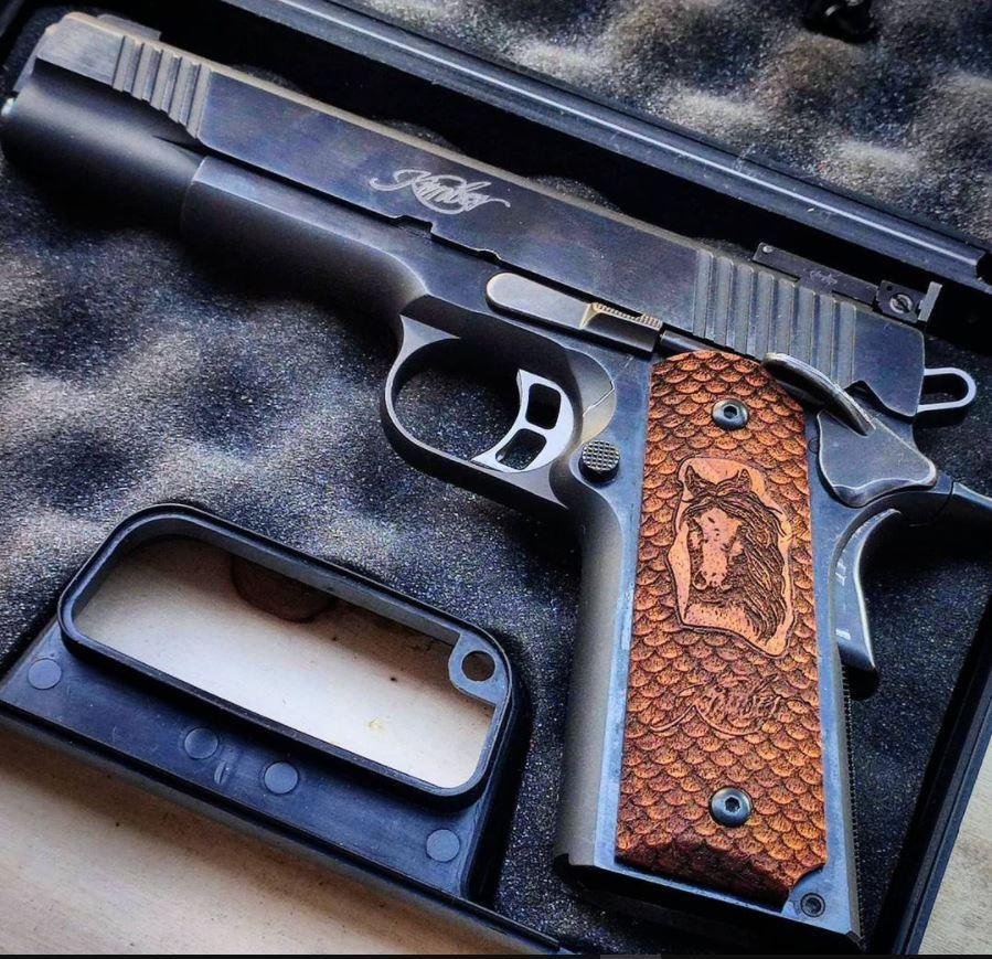 1911 Custom grips